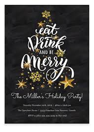 Christmas Party Invitation Merry Little Christmas Party 1