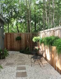 Backyard Rocks Update Rocks Added To Back Yard Space To Replace Mulch No
