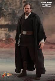 Star Wars: The Last Jedi - Luke Skywalker (Crait) 1/6th ... - Hot Toys
