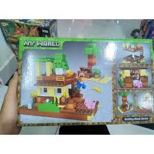 Mua lego minecraft chỉ 195.000₫