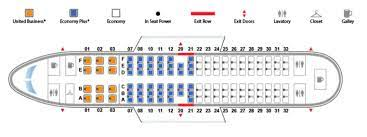 where to sit on united advice from