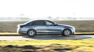 Here's a conundrum for you: 2021 Mercedes Benz E 300 De Diesel Plug In Hybrid Uk Spec Side Hd Wallpaper 105
