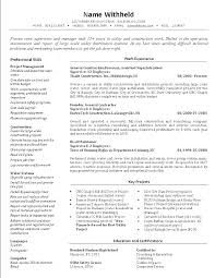 tradesman resumes electrical engineer resume format free download electrician template
