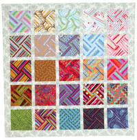 Free Quilt Patterns - Free Quilting Patterns & Learn how to make Anita's Unbiased Block in the Easy Lesson of the Apr/May  2012 issue of QN, then download and print the free quilt pattern to make  your own ... Adamdwight.com