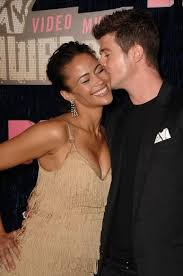 robin thicke and paula patton young love. Robin Thicke And Paula Love In Pictures To Patton Young Essence