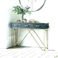 half moon entry tables round entry tables entry table with drawers best console table ideas on