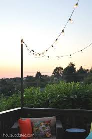 hang lighting. best 25 string lights outdoor ideas on pinterest patio lighting and backyard hang n