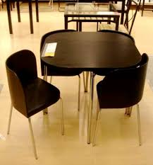 table and chair set ikea round black dining table ikea dining room