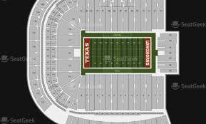 Dkr Texas Memorial Stadium Seating Chart 20 Unfolded Dkr Texas Memorial Stadium Seating Chart