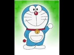 how to make doraemon with clay