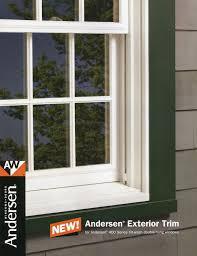 windows exterior trim cottage windows