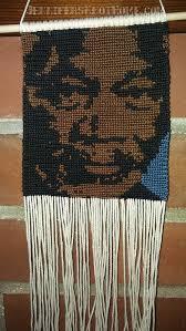 Jennifers Knot Home Morgan Freeman Tapestry Free Chart