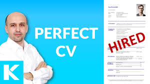 Linda Raynier Resume Sample Perfect CV resume examples discussed Lots of TIPS layout 43