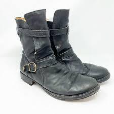 Fiorentini Baker 713 Eternity 2 Buckle Boot Dark Brown Men