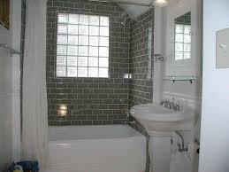 Subway Tile Bathroom Designs Custom Decorating