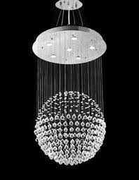 pendant and chandelier lighting. Luminaire Suspendu,ball Crystal Pendant Chandelier.,modern Chandelier,crystal Ball And Chandelier Lighting