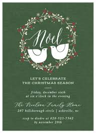 2019 Holiday Party Invitations Match Your Color Style