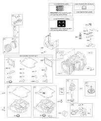 Array briggs and stratton 31a707 0117 b1 parts diagram for camshaft rh jackssmallengines