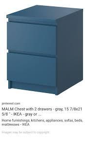 ikea malm bedside table furniture