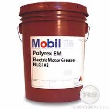 Mobil 16 Ltr Motor Grease Polyrex Em