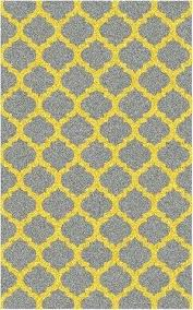 yellow and grey living room rug gray