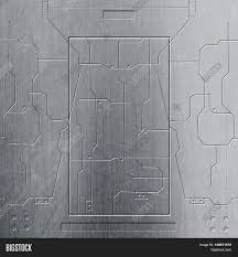 sci fi wall texture.  Wall Scifi Wall Chrome Metal Wall And Circuits Background Texture  Technology Concept Inside Sci Fi Wall Texture