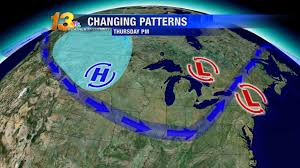 Changing Weather Patterns