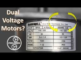 dual voltage motors how they work and wiring them out the wire dual voltage motors how they work and wiring them out the wire labels 059