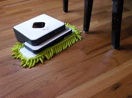 roomba vacuum and mop. Modren Mop Mont Robot With Microfiber Mop Head Cover On Roomba Vacuum And
