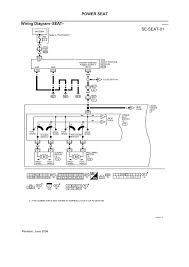 1998 toyota truck sienna 3 0l mfi dohc 6cyl repair guides seat wiring diagram seat page 01 2004