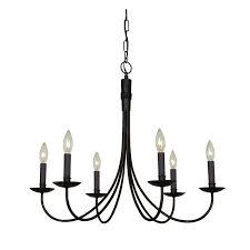 inspiration about dar home co gavin 6 light candle style chandelier reviews intended for candle light