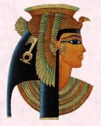 the ancient egyptian eye makeup was extremely elaborate it created the almond eye which has bee synonymous with the ancient egyptians