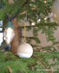 Wooden Ball Christmas Ornaments: simple DIY to turn craft store wooden balls  into Christmas tree