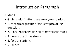 "flowers for algernon"" essay ppt video online  introduction paragraph"