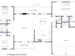House Floor Plan Examples Modern Ranch House Plans  plan for house    House Floor Plan Examples Modern Ranch House Plans