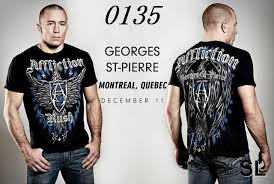 Affliction T Shirt Size Chart Affliction Coupon Affliction Georges St Pierre Forever T