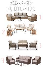 affordable patio furniture remington