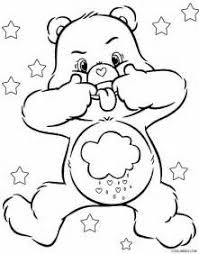 Small Picture Care Bear Coloring Pages Free care bears colouring isrs2011