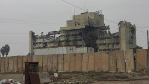 isis main office. ISIS Took Control Of Al-Salam Hospital In Eastern Mosul, And Set Up A Isis Main Office