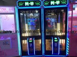 Cut Ur Prize Vending Machine Fascinating China Cut One Scissor Game Machine Cut UR Prize Cut Toys Scissor