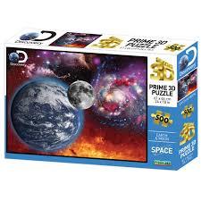 Стерео <b>пазл PRIME 3D</b> Космический пейзаж 10081 купить в ...