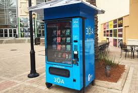 Vending Machine Feature Crossword Fascinating New Vending Machine Concept Carries 48A Gear 48A Breaking News