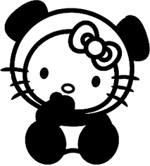 Small Picture Panda Coloring Pages Ppinewsco