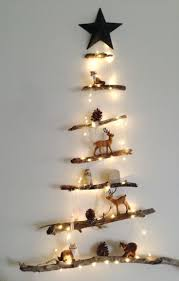 Diy Christmas Tree Best 25 Wall Christmas Tree Ideas Only On Pinterest Xmas Trees
