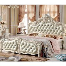 Living Space Furniture Mohali Wholesale Trader of Wooden Bed