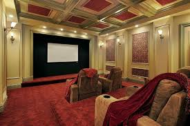 Home Theatres Designs Simple Inspiration