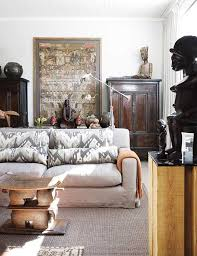 Wild About: African Inspired Interiors by Top Designers on Paint and Pattern