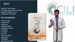 Cili By Design Products Boost Energy Spray Cili Boost Spray Cbd Energy Spray