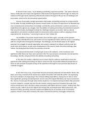 on compassion the essay on compassion by barbara lazear ascher 1 pages