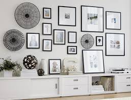 nobby design wall gallery ideas shelves behind couch layout stairs stairway with tv nursery frame